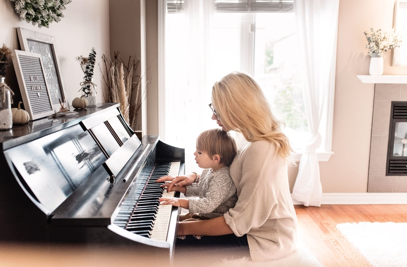 How Playing Piano Benefits your Brain