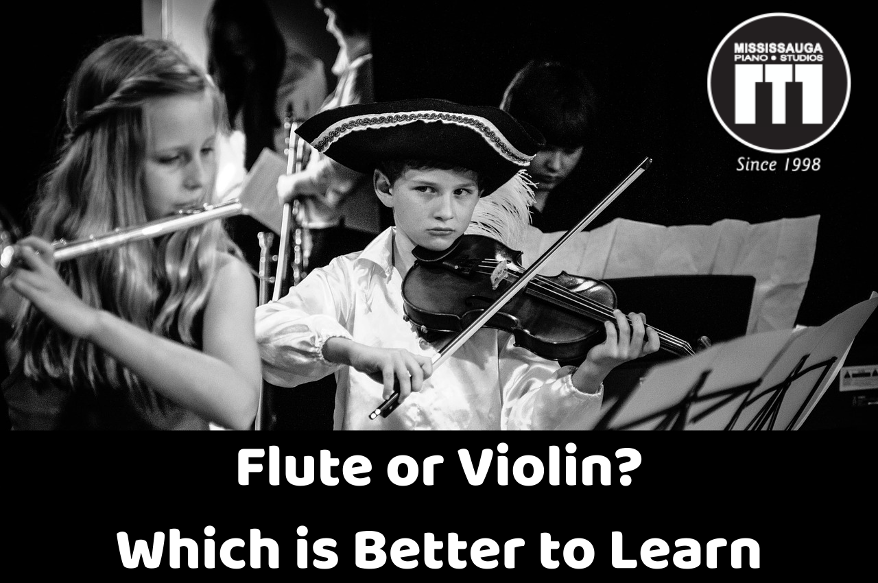Flute or Violin? Which is Better to Learn