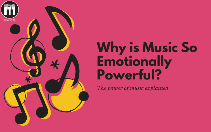 Why is Music So Emotionally Powerful?